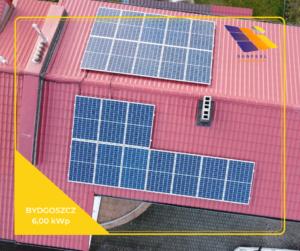 Instalacja fotowoltaiczna fotowoltaika bydgoszcz 6,00 kWp
